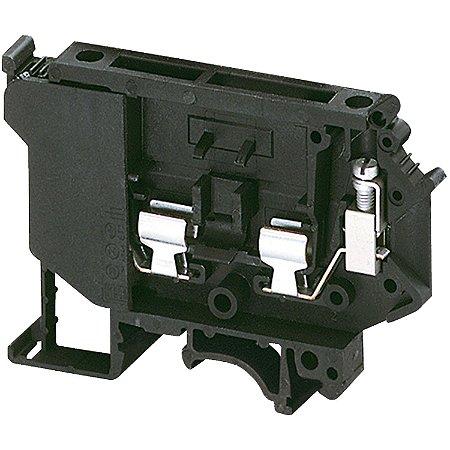 Conector Parafuso Desligamento Fusível 4mm2 2 Pontos - NSYTRV42SF5 - Schneider Electric