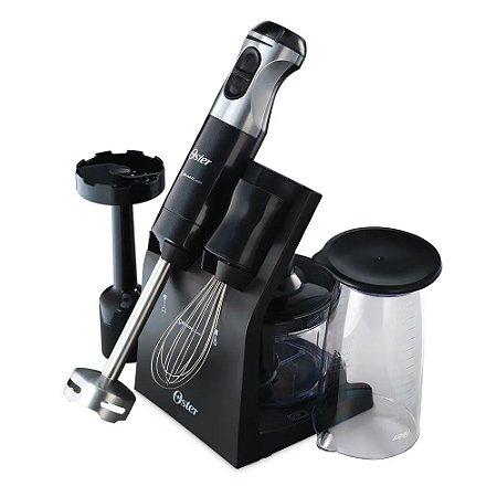 Mixer Oster Multipower Elegance Preto - 127V