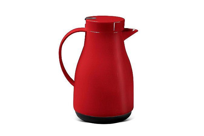 Bule Térmico Haus Concept com Gatilho Keep 500Ml - Vermelho