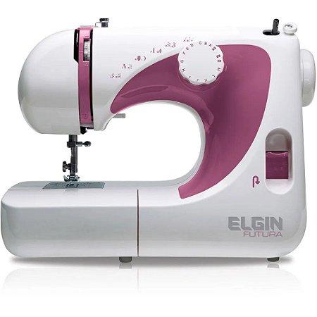 Máquina de Costura Elgin JX-2040 Futura 220V