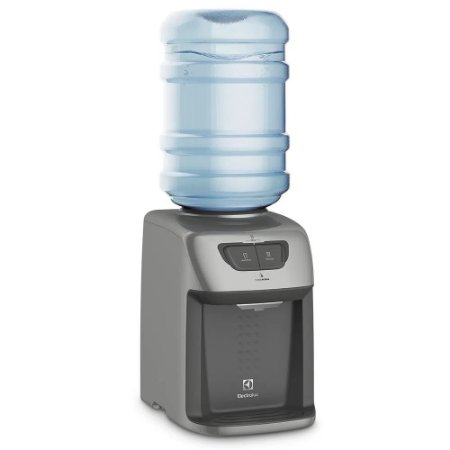 Bebedouro de Água Electrolux com Compressor BC21X Prata - 127V