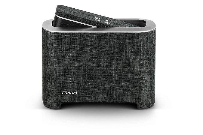 Caixa de Som Portátil Frahm Home Speaker 2.1 Bluetooth - Preto