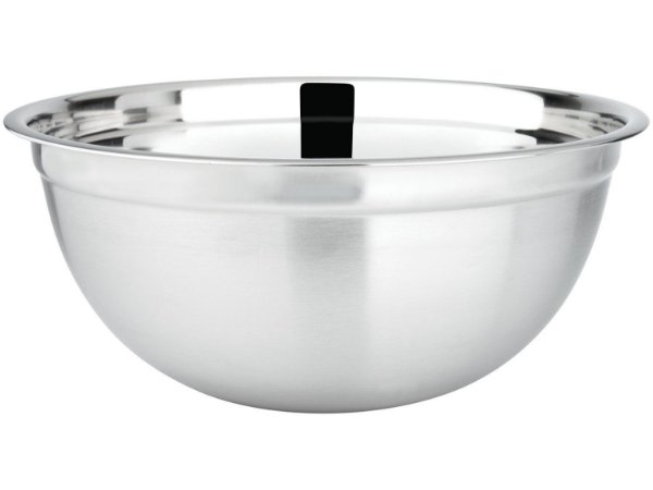 Tigela Bowl Hercules 28,5x12,5cm 4,8 Litros UM63-028 - Inox