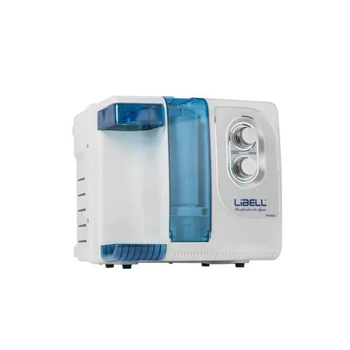 Purificador de Água Libell Acquafit Hermético Branco e Azul - 220V