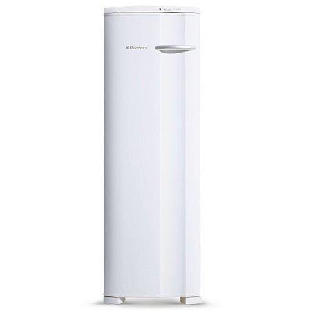 Freezer Vertical Electrolux Cycle Defrost 203 Litros FE26 Branco - 127V