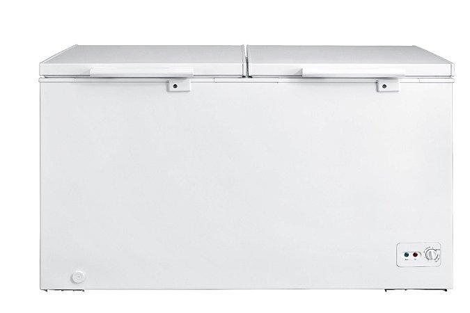 Freezer Horizontal Midea 385 Litros 02 Portas RCFB3 Branco - 127V