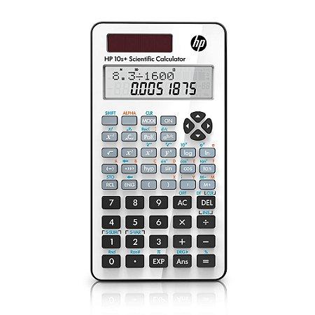 Calculadora Cientifica HP 10S+ com 240 Funções - Branca