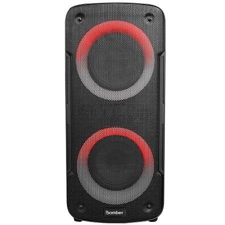 Caixa de Som Bluetooth Bomber Beatbox 400 - Preta