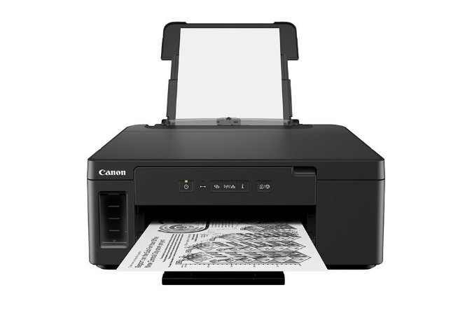 Impressora Jato de Tinta Canon GM2010 MEGA TANK Monocromática Wi-fi USB - Bivolt