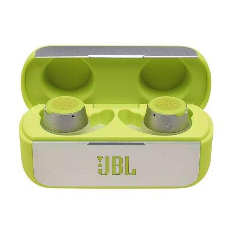 Fone de Ouvido Intra-Auricular JBL Reflect Flow Verde