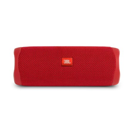 Caixa de Som Bluetooth JBL Flip 5 20W RMS À Prova D'água - Vermelha