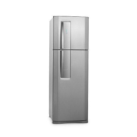 Geladeira Electrolux Frost Free Duplex 382 Litros DF42X Inox - 127V