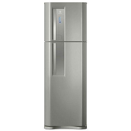 Geladeira Electrolux Frost Free Top Freezer 382 Litros TF42S Inox - 127V
