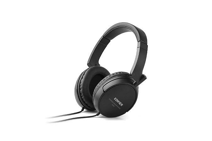 Fone de Ouvido Headphone Edifier H840 Preto