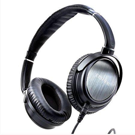 Fone de Ouvido Headphone Edifier H850 Preto