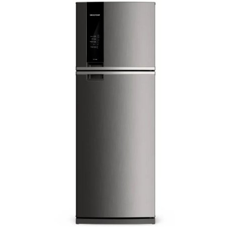 Geladeira Brastemp Frost Free Duplex 500 litros BRM57AK Inox - 127V