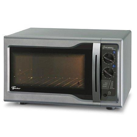 Forno Elétrico de Bancada Hot Grill 44 Litros - Silver - 220V - Fischer