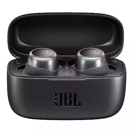 Fone de Ouvido Bluetooth JBL LIve 300TWS Preto