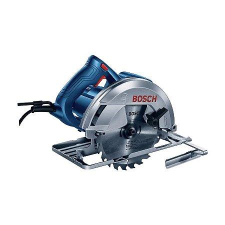 Serra Circular Bosch GKS 150 1500W Azul - 127V