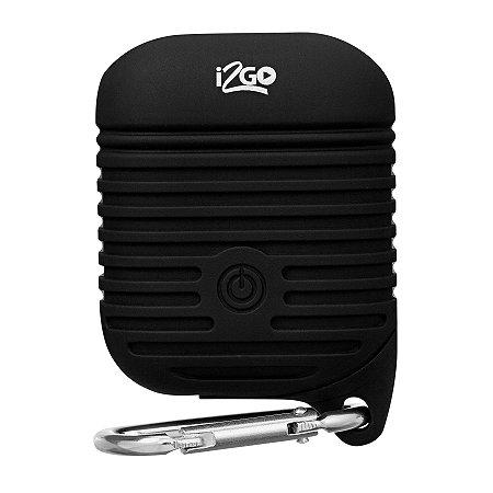 Capa Case para Airpods i2GO À Prova D'Água I2GOTH710 - Preto