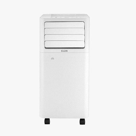 Ar Condicionado Portátil Elgin Eco Cube 9.000 BTUs Frio R410A - Branco