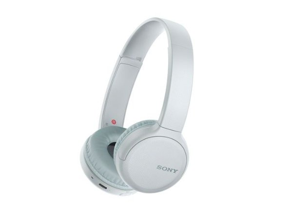 Fone de Ouvido Headphone Bluetooth Sony com Microfone WH-CH510 - Branco