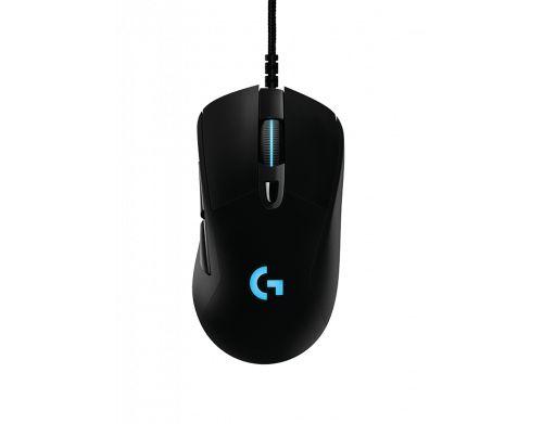 Mouse Gamer Logitech G403 Hero Lightsync 6 Botões 16000 Dpi - Preto