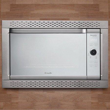 Forno de Embutir Elétrico Mueller Digital Decorato Gourmet 44 Litros - Inox