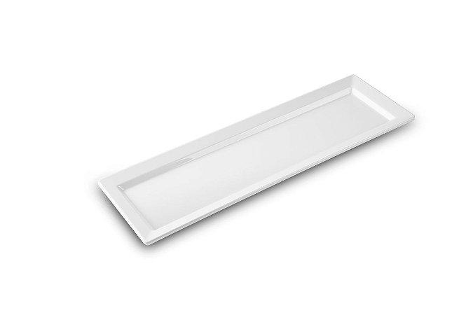 Travessa Retangular Haus Concept Gastronorm 32,5x13,3x3 cm - Branco