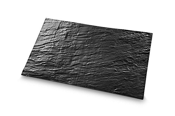 Tábua Retangular Haus Concept Stone 52,5X32,5X1cm - Preto