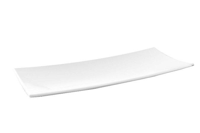 Travessa Retangular Haus Concept Serata 30cm - Branco