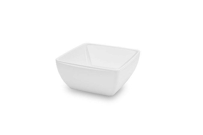 Saladeira Haus Concept Square 19x9cm 1,8 Litros - Branca