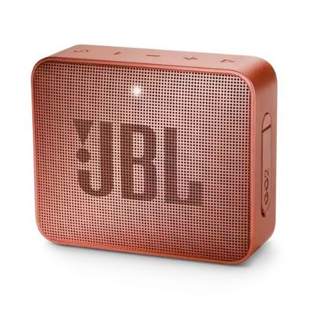 Caixa de Som Bluetooth JBL Go 2 À Prova D'água Rosê