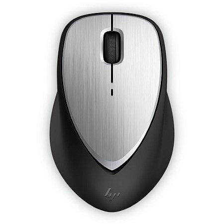 Mouse sem Fio Recarregável 1600Dpi  - Envy 500 - Preto e Prata- 2LX92AA - HP