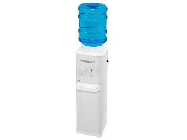Bebedouro de Coluna Master Até 20 Litros Branco - CGA - Libell