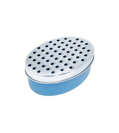 Ralador Oikos Grosso com Recipiente - Azul