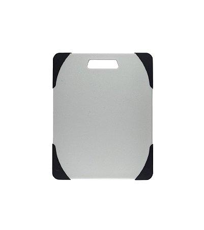Tábua de Corte Oikos 25.5x20,4x0.8cm - Preto