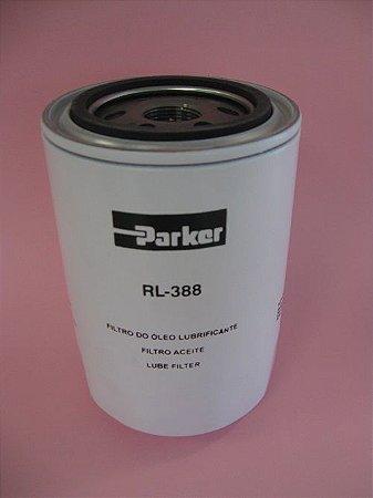 Filtro Lubrificante - RL-388 - Parker - 2995655 - W940/69