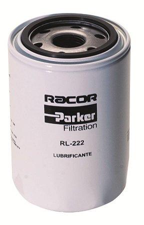Filtro Lubrificante - RL-222 - Parker - 905411880009
