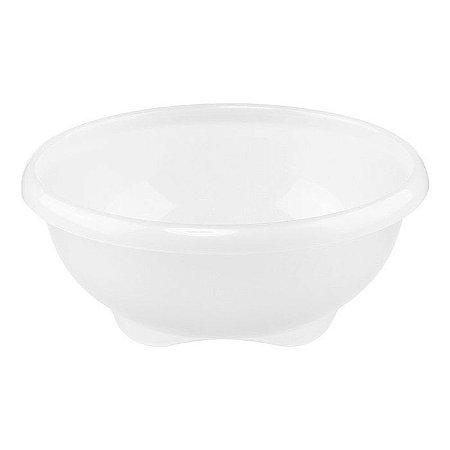 Tigela de Cereais de Plástico Sanremo 680ml - Branco