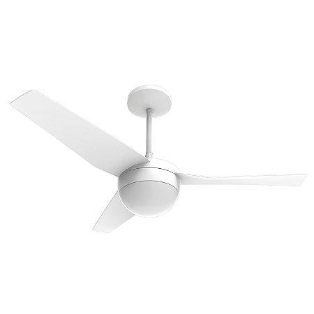 Ventilador de Teto 3 Pás Branco -  JET - Aliseu