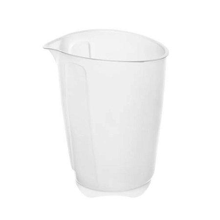 Copo Medidor de Plástico Sanremo 500ml - Transparente