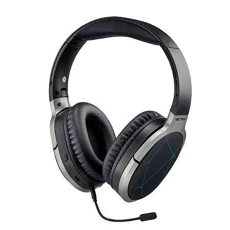 Headset Gamer Wireless Tectoy Xpeaker - Preto