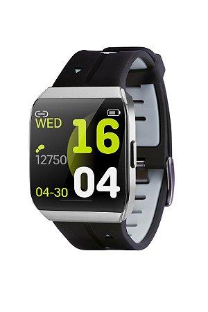 Relógio Xwatch Tec Toy - Cinza