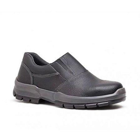 Sapato de Segurança com Biqueira de Plástico 4065LNFS4600FX - Preto - CA29675 - Fujiwara