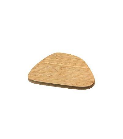 Tábua Irregular de Bambu 30cm Oikos - Bambu