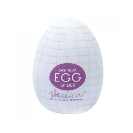 Egg Spider Easy One Cap Magical Kiss Cia Import