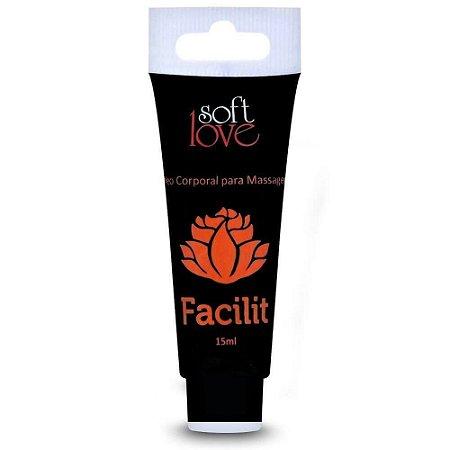Gel Anal Facilit 15ml Soft Love