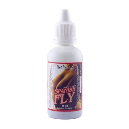 Spanish Fly Hot Passion Excitante Sexual 15ml K-Lab