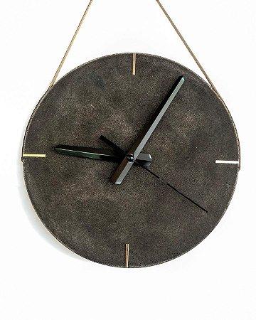 Coffee O'clock Marcador Dourado